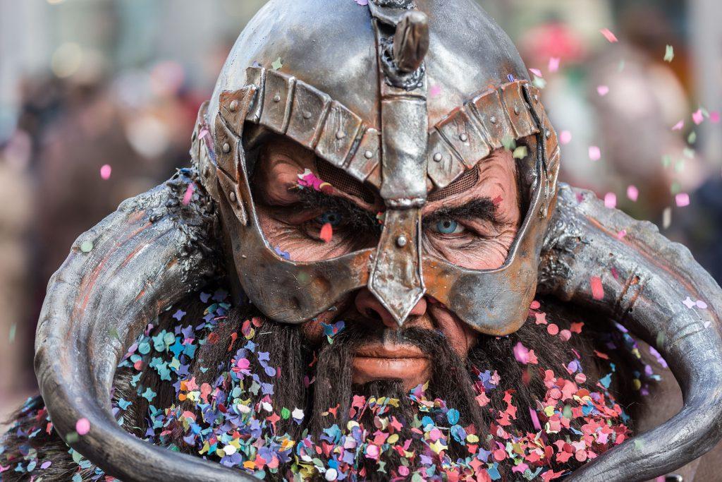 Karneval Bart zum ankleben kaufen